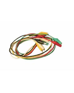 Connecting Cord, Pack of 5 Colors