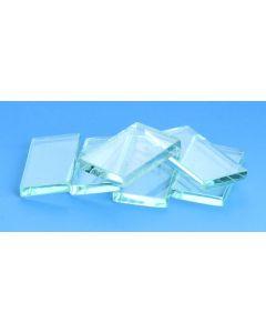 Streak Plate, Glass, Pack of 10