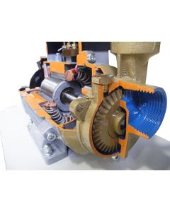 Open Rotor Centrifugal Electric Pump