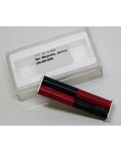 Magnet, Alnico, Cylindrical Bar, One Pair