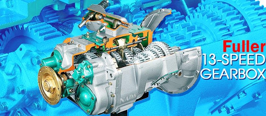 Fuller 13-Speed Gearbox