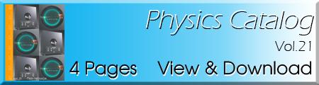 Physics Flyer 2016
