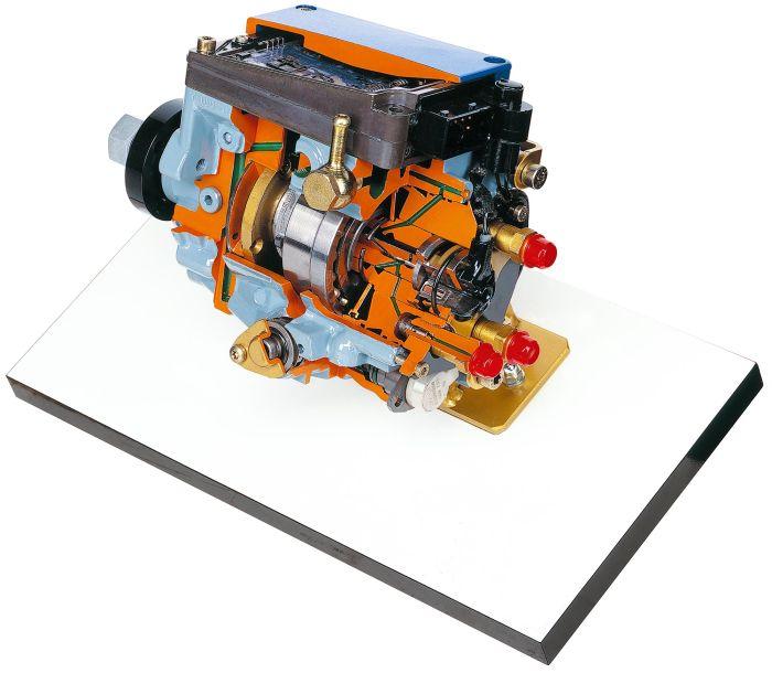 Radial Piston Injection Pump - NADA Scientific